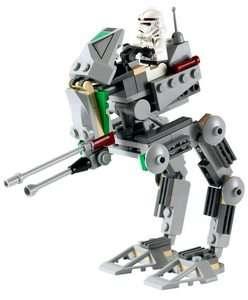 Lego Star Wars Clone Scout Walker 7250 5702014426146