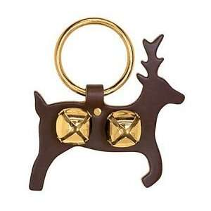 Weaver Leather Decorative Door Hanger   Deer Home & Kitchen