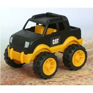 CAT 6 in. Mini Vehicles   Pickup Truck Toys & Games