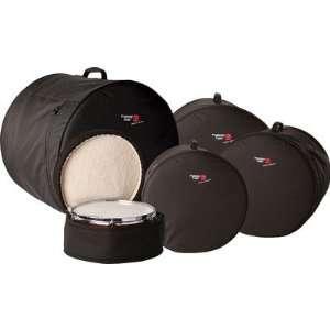 Gator Cases 5 Piece Artist Series Fusion Drum Set Bags   GP ARTIST FUS