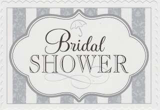 BRIDAL SHOWER INVITATIONS 20 COUNT Invite Wedding Party Bride Fill In