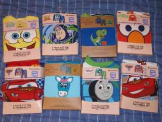 Baby & Toddler Boys Pajama Sets  Sizes 6/9 Mo 12 Mo 18Mo 24Mo 3T