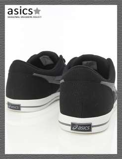 Brand New ASICS AARON CV Shoes Balck/Gray #71B