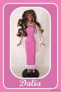 non smoking pet free home dalia ooak custom janay doll