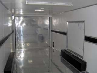 32ft gooseneck car hauler enclosed motorcycle cargo trailer NEW 24ft
