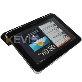 Slim Leather Cover Case Samsung Galaxy Tab 8.9 P7300 P7310 B