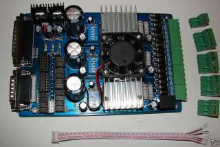 CNC 3 axis Stepper motor Driver TB6560 INCLUDES EXTRAS
