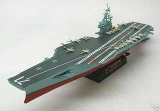USS THEODORE ROOSEVELT CVN 71 PLASTIC MODEL ASSEMBLED