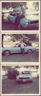 Color Car Photo 1969 AMC Javelin Big Bad Blue 611260