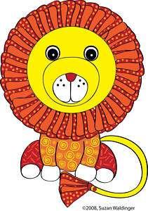 kids Lion T SHIRT Toddler Tee Safari Animals Circus
