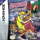 Scooby Doo Unmasked (Game Boy Advance) NEW 785138321745
