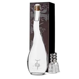 Vodka and two glasses gift box 200ml   ULUVKA   Spirits gifts   Wine