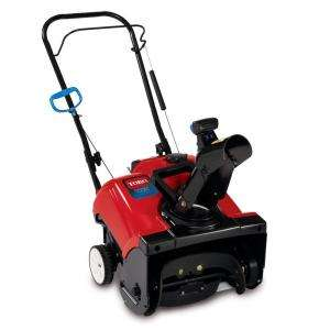 Toro Power Clear 18 in. Single Stage Gas Snow Blower 38272 at The Home