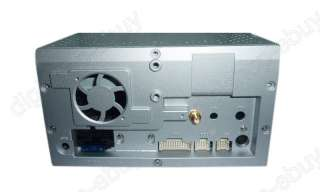 Touchscreen GPS DVD Player For Toyota Yaris sedan 2007 2012 +MAP