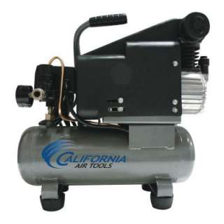 Tools 1.0 HP 1.6 Gal.Steel Tank Oil Lubricated Air Compressor 116DLH