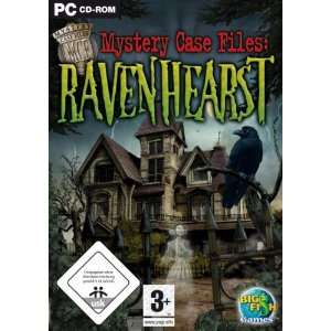Mystery Case Files Ravenhearst  Games
