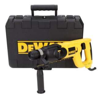 DEWALT 7/8 in. Compact SDS Rotary Hammer Kit D25023K at The Home Depot