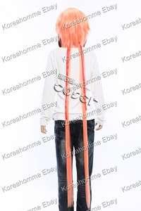 Sora no Otoshimono Ikaros Cosplay Wig Pink Long Costume