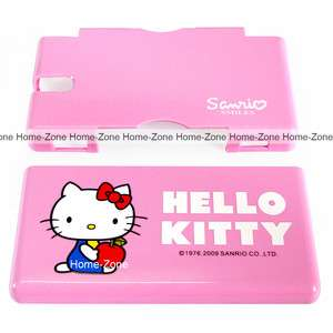 Hello Kitty Hard Cover Case for Nintendo NDS DS Lite P