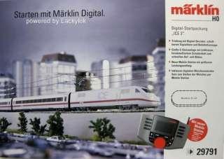 Märklin 29791 Digital   Startpackung ICE 2 incl. 60653