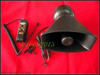 New 12V 5 Sounds Loud Horn/Siren Max 300db Car Van Truck Good Qulity