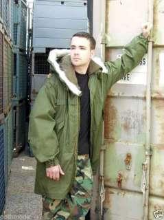 GENUINE MILITARY/ARMY US M65 FISHTAIL PARKA/JACKET S XL