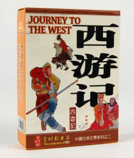 PLAYING CARDS MONKEY KING Journey West Game Deck Gift
