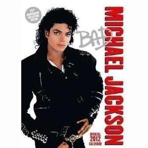 Official Michael Jackson A3 Calendar 2012  Englische