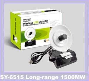 1500G Wireless Wifi USB Adapter Card With 8DBI Antenna