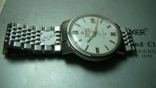 VINTAGE OMEGA AUTOMATIC DATE CONSTELLATION CHRONOMETER MENS WATCH USED