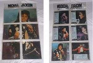 Michael Jackson Souvenir Singles Pack (Picture Disc)