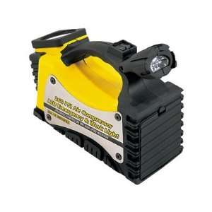 260psi Heavy Duty Air Compressor with Gauge & Light NEW