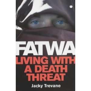 with a Death Threat  Jacky Trevane Englische Bücher