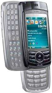 GSM SLIDER CELL PHONE GREY QWERTY WINDOWS MOBILE 6 843124001429