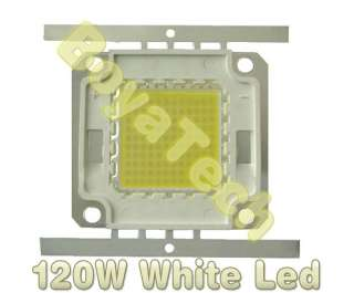 120W White High Power LED 13200LM Energy Saving LED Lamp