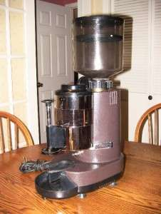 Gino Rossi RR45 Commercial Coffee/Espresso Grinder used