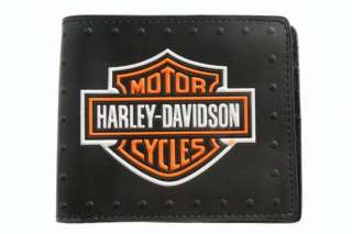 Harley Davidson Wallet   Officially Licensed Billfold   Styles To