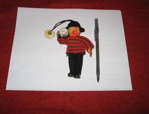 Freddy Krueger Friday 13th Window Hanger Figure!