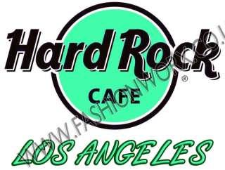 HARD ROCK CAFE LOS ANGELES T SHIRT S M L XL XXL XXXL