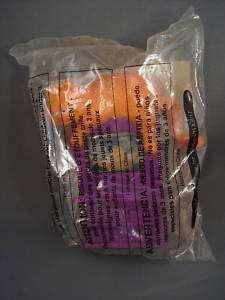 2004 Wendys Kids Meal Toy Garfield The Movie