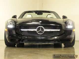 2012 Mercedes Benz SLS AMG Roadster