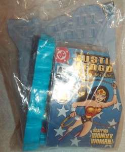 BURGER KING TOY   DC JUSTICE LEAGUE ADVENTURES   WONDER WOMAN