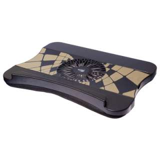 Laptop PC USB Notebook Cooler Cooling Pad Fan Cushion