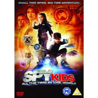 DVD   SPY KIDS 4 ALL THE TIME IN THE WORLD   NEW & SEALED   FAST POST