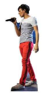 LOUIS TOMLINSON LIFESIZE CARDBOARD CUTOUT STANDEE STANDUP Pop Star