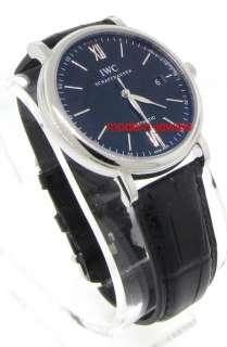 IWC PORTOFINO AUTOMATIC WATCH NEW 2011 MODEL IW356502 !