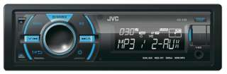 JVC KD X30 Car Digital Media Receiver CD Less Tuner Front USB Aux In