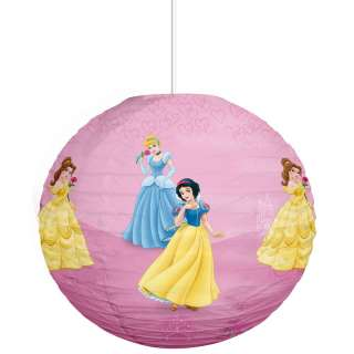 Disney Princess Paper Light Shade Pendant (FREE P+P)