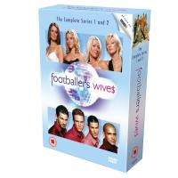 Footballers Wives   Series 1 2   Complete DVD 2005 5030305210182