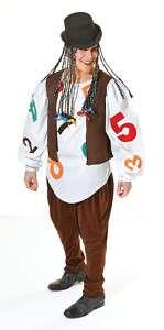 Fancy Dress Costumes on Boy George Culture Club 80s Men Fancy Dress Costume